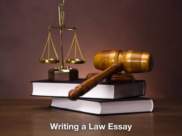 How to Write an Outstanding Essay in Law?