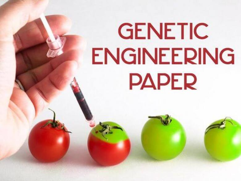 Genetic Engineering Paper